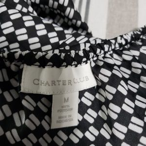 Charter Club Tops - CHARTER CLUB 💋 BLOUSE